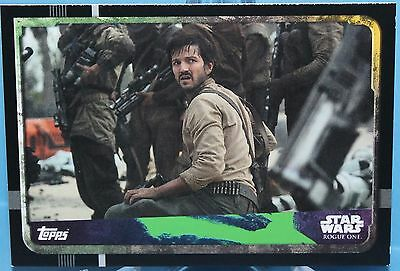 Topps Star Wars Rogue One Karte Nr.143