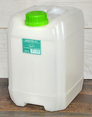 Water storage container 10L Camping Canister Garden Tank Bottle Can Food Grade