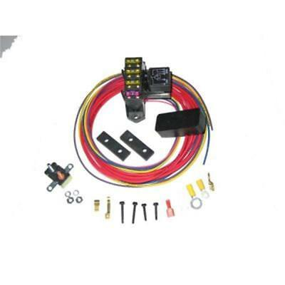 Painless 70213 Cirkit Boss Aux. Fuse Block/All Ignition/3 circuit sealed