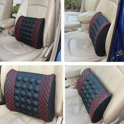 Specialized Electrical Car Auto Seat Cover Back Cushion Massage Lumbar Support Z
