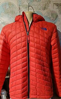 North Face Thermoball Hoodie Jacket Mens Small  - Boys XL ,18-20