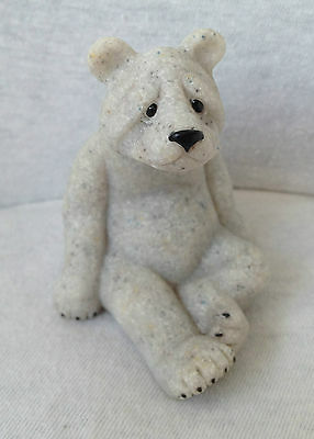 Quarry Critters Little Bud... Bear Figurine..BNIB