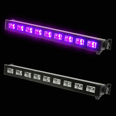 UV LED Bar Light - ultraviolet, blacklight, party, disco, lighting, stage, theat