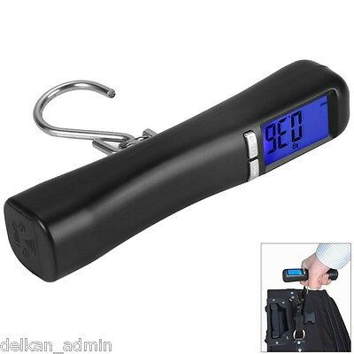 Portable LCD Digital Hanging Weight Luggage Scale 10g- 50kg E Weight Measurement
