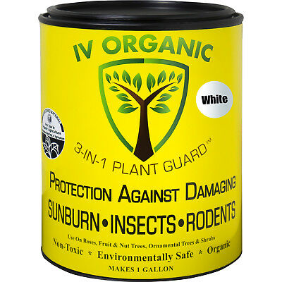 IV Organic 1 Gallon 3-in-1 Plant Guard Protection (Tree Paint)