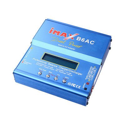 iMAX B6AC LCD AC/DC Digital LiPo NiMh Battery Balance Charger Discharger RC308