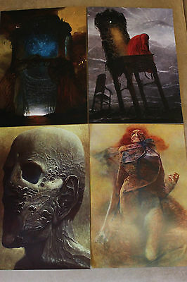 ZDZISLAW BEKSINSKI Set of 12 Posters 11.8 x 16.5 YOU CAN CHOOSE FROM 250 POSTERS
