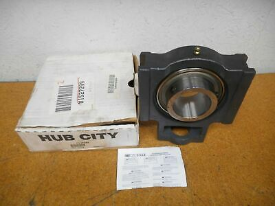 Hub City WSTU250X2 Mounted Bearing WS-J New