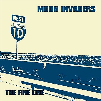 The Moon Invaders - Fine Line