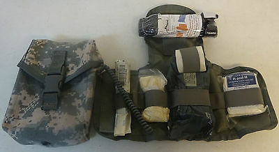 US Army IFAK Insert First Aid Kit Individual New Without Tags