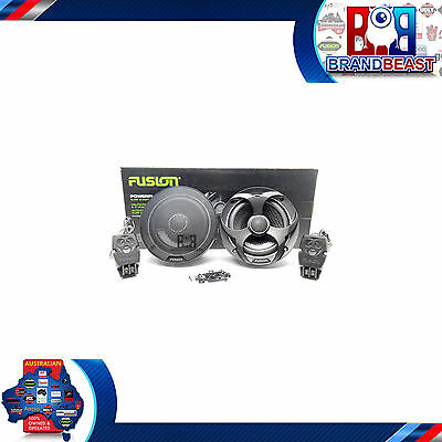 "Fusion Powerplant Pp-Fr52520 5.25"" 160W 2 Way Coaxial Car Audio Stereo Speakers"
