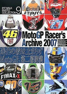 Moto GP Racer's Archive 2007 Photo Collection Book