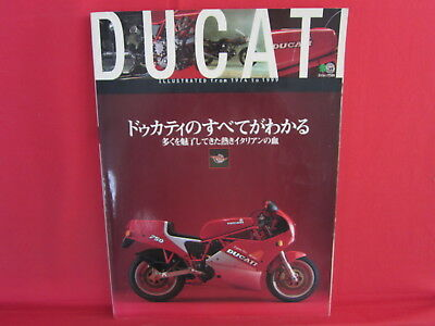 Ducati Illustrated from 1974 to Ducati Perfect Fan Book