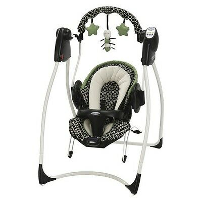 Graco® Duo 2 in 1 Swing and Bouncer