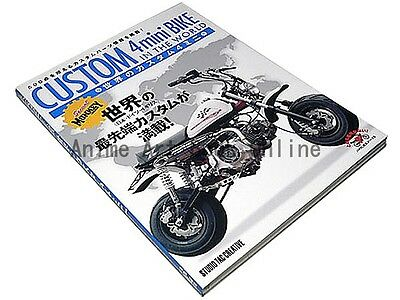 4 Stroke 50cc Motorcycle in the world Photo Book