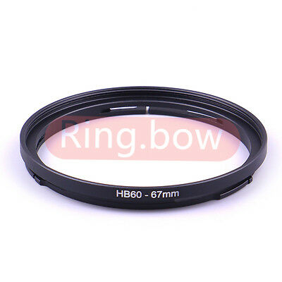 Hasselblad B60-67mm Step Up Metal Filter Adapter Ring