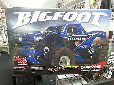 Traxxas Bigfoot 1/10 Scale 2Wd Monster Truck Rtr