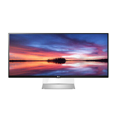 """LG 34UM95C-P 34"""" IPS Ultra-Wide Monitor - Factory Second 2nd"""