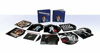 David Bowie - Who Can I Be Now 1974 1976 - New 13 Vinyl LP Box Set Diamond Dogs