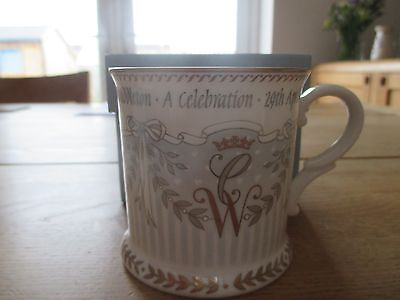 The Royal Collection The marriage of William and Kate mug