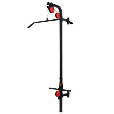 Poulie Haute Basse Fixation Mur Mh-W101 Marbo-Sport Musculation Cable Cross Over