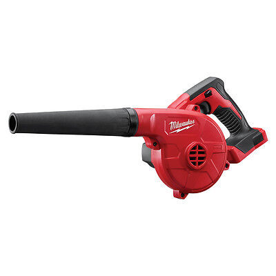 Milwaukee 3 Speed Cordless 18v M18 Compact Blower-Skin Only