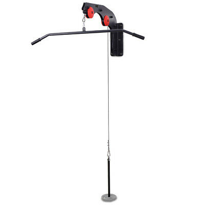 Poulie Haute Mh-W108 Marbo -Sport Fixation Mur Musculation Gym Poste Traction