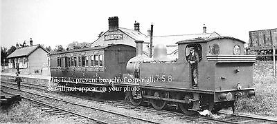 Photo Of The Easingwold Railway Alne Station In Yorkshire 1927