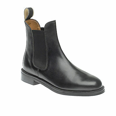 Jodhpur Boots, Ladies Chelsea,equestrian,horse Riding,100% Leather Lined &uppers