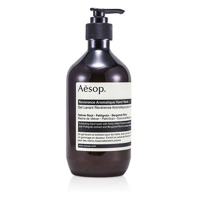 Aesop Reverence Aromatique Hand Wash 500ml Hand & Foot Care