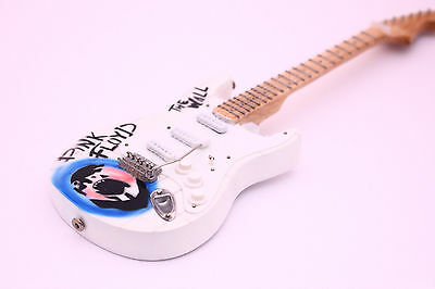 Pink Floyd The Wall Miniature Guitar + FREE Mystery Guitar