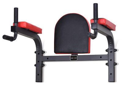 Chaise Romaine Mur Mh-D101 Marbo-Sport Barre Dip Station Musculation Pull Up Gym