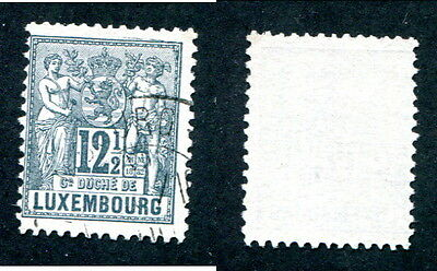 Used Luxembourg #53 (Lot #12055)