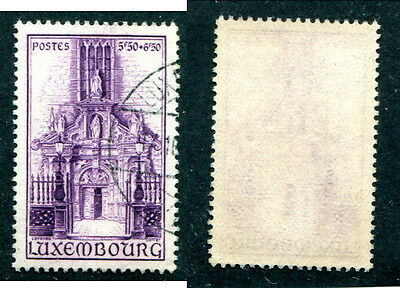 Used Luxembourg #B124 (Lot #12058)