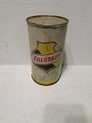 Vintage Falstaff America's Premium Quality Flat Top Beer Can