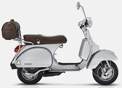 New  Vespa PX 125 70th Anniversary Special edition Silver 1 only