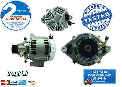 Land Rover Defender & Discovery 2.5 Td5 Diesel Brand New 120A Alternator & Pump