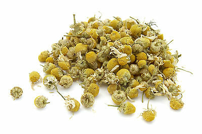 Organic Certified CHAMOMILE Dried Flowers Loose Leaf Tea Grade *A* Quality