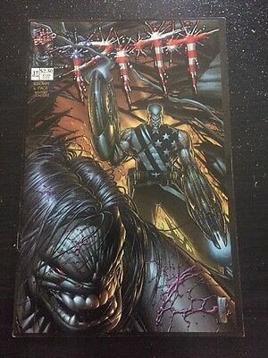 Pitt#17 Awesome Condition 8.0(1993) Keown Art!! Cool!!