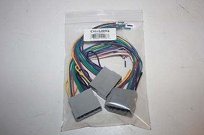 IDATALINK HRN-RR-CH2 MAESTRO Plug & Play Interface T-Harness ... on cable harness, dog harness, suspension harness, nakamichi harness, engine harness, pony harness, pet harness, oxygen sensor extension harness, alpine stereo harness, battery harness, maxi-seal harness, electrical harness, amp bypass harness, fall protection harness, obd0 to obd1 conversion harness, radio harness, safety harness,