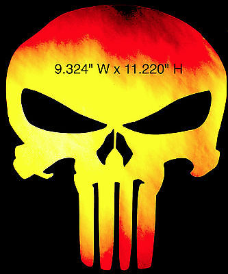 NEW Plasti Dip Punisher stencil for any surface where plastidip goes