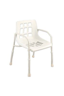 NEW Standard Shower Chair - 125kg Personal Assistive Mobility Equipment