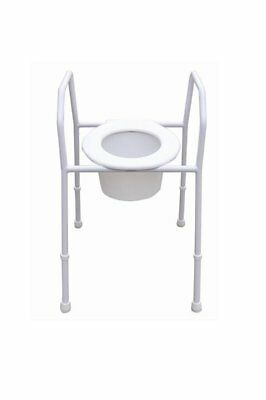 NEW Overtoilet Aid (C/Q) - 125kg Personal Assistive Mobility Equipment