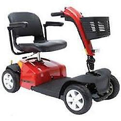 NEW Pride Pathrider ES10 Personal Assistive Mobility Equipment