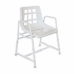 NEW Bariatric Shower Chair - 280kg Personal Assistive Mobility Equipment