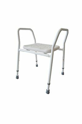 NEW Bariatric Shower Stool - 160kg Personal Assistive Mobility Equipment
