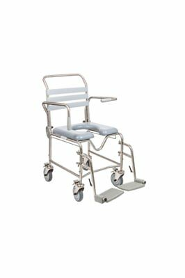 NEW Commode/Shower Mobile Juvo #2 - 200kg Personal Assistive Mobility Equipment