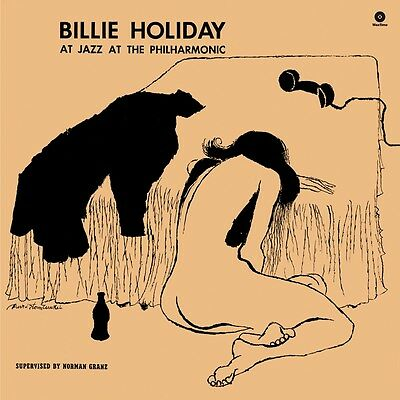 Holiday Billie - At Jazz At The Philharmonic