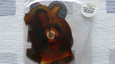 Gary Moore & Phil Lynott Out in the Fields (Rare) UK Double Shaped Picture Disc