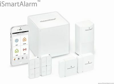 iSmartAlarm Home Security Starter